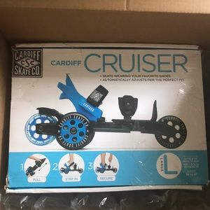 Shoes - Cardiff Cruiser-Roller Blades